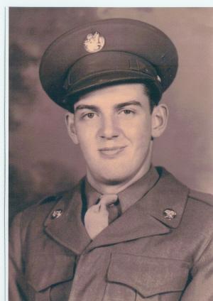 SSgt <b>Harry Robbins</b> Commo Section Rothwesten - 1946-1947 - HarryRobbins1948a